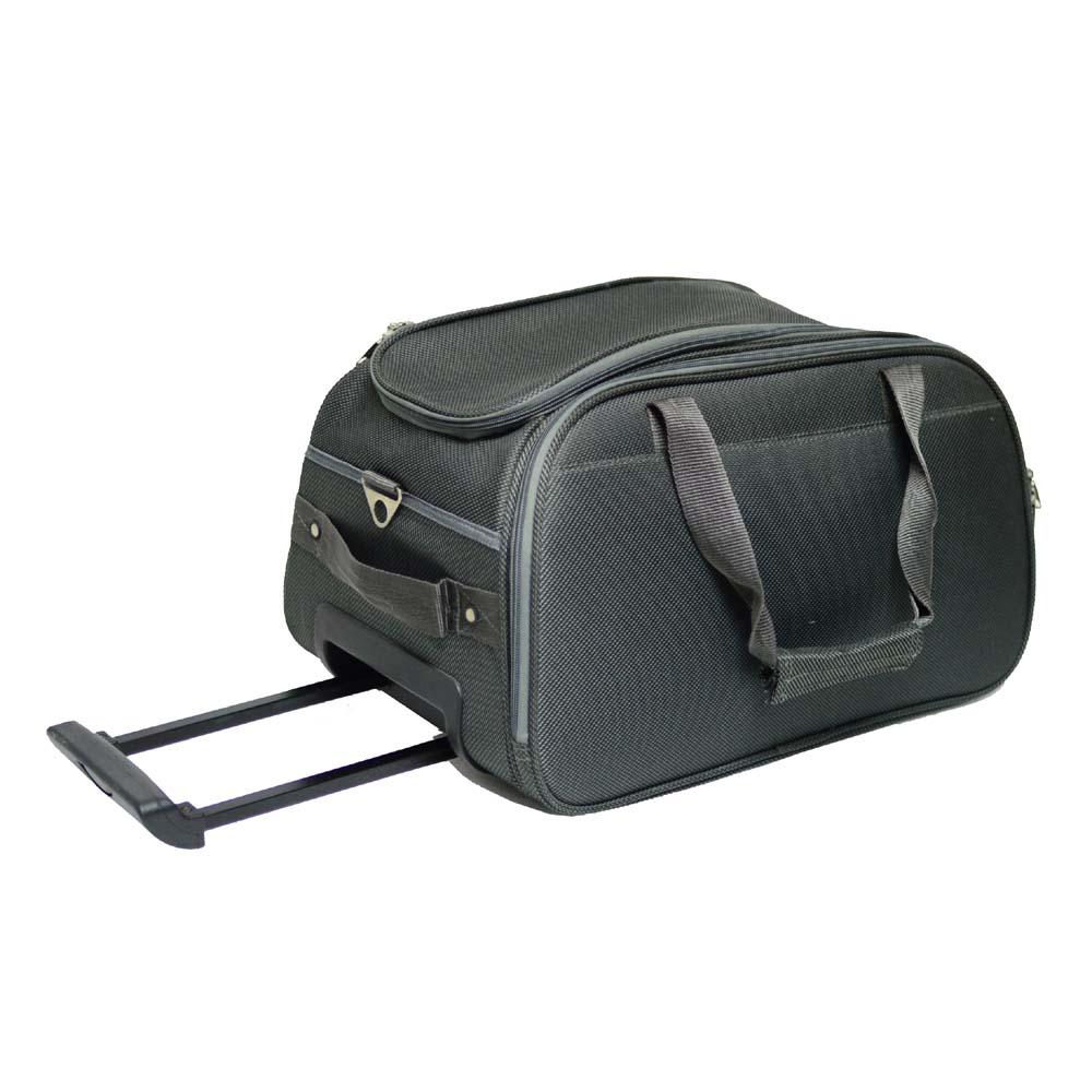 900D Twill Trolley Duffle Bag