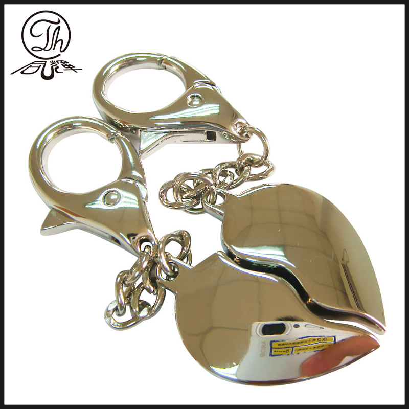 Shopping Trolley Coin Keychains