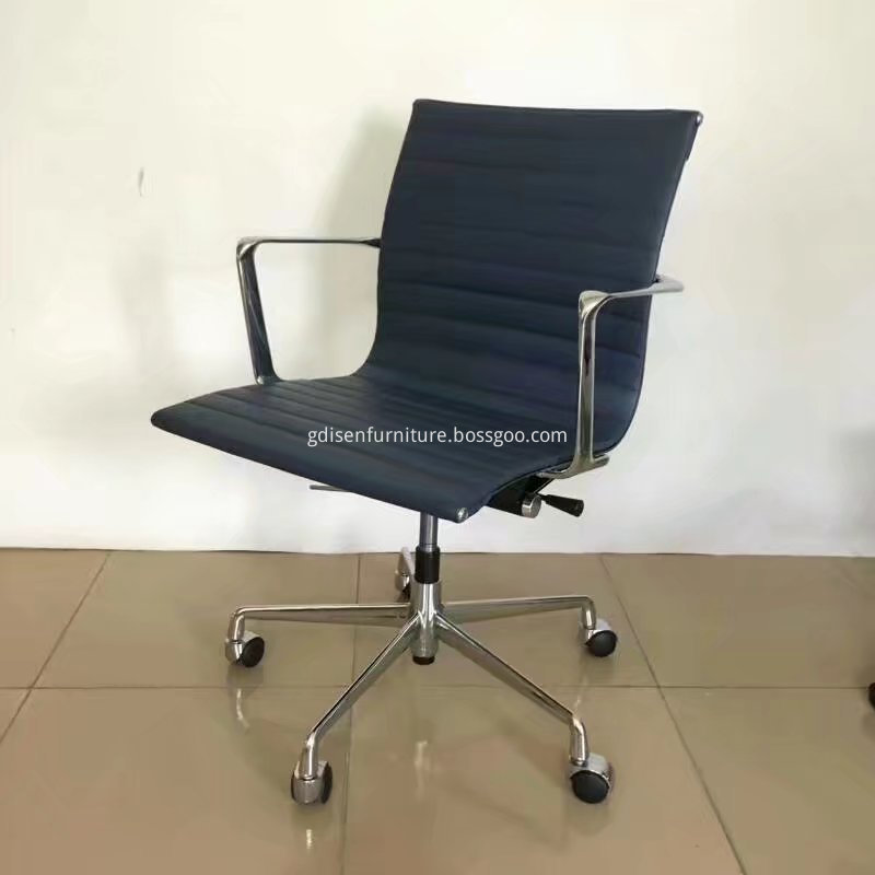 Aluminum management chair
