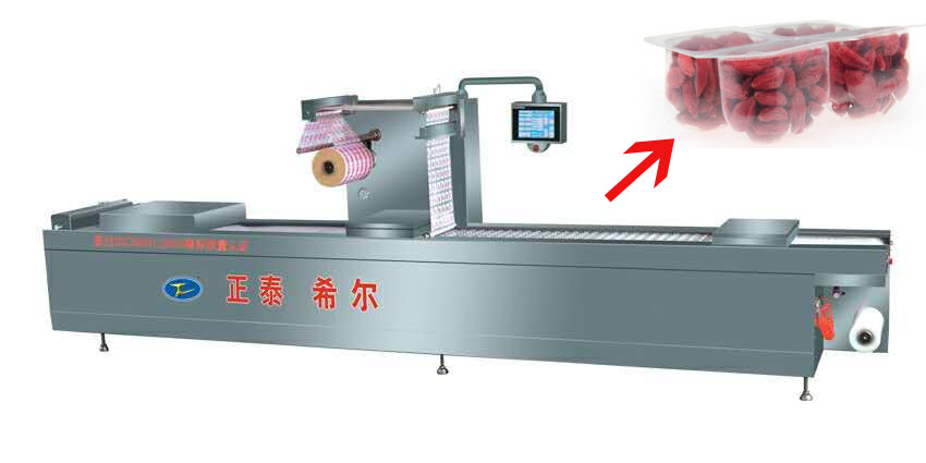 Tray Forming Half Stretch Forming Of Epidural Packing Machine