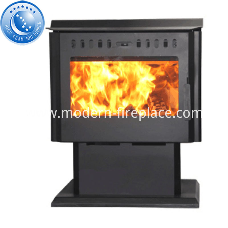 Production of Wood Stoves Factory Cost