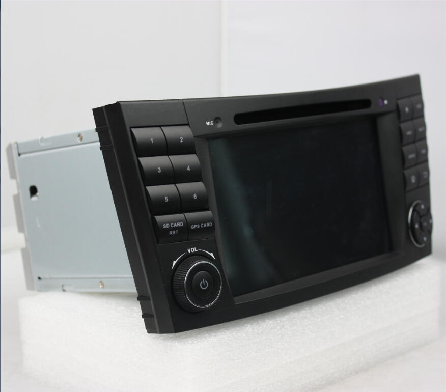 Benz android 7.0 car multimedia gps
