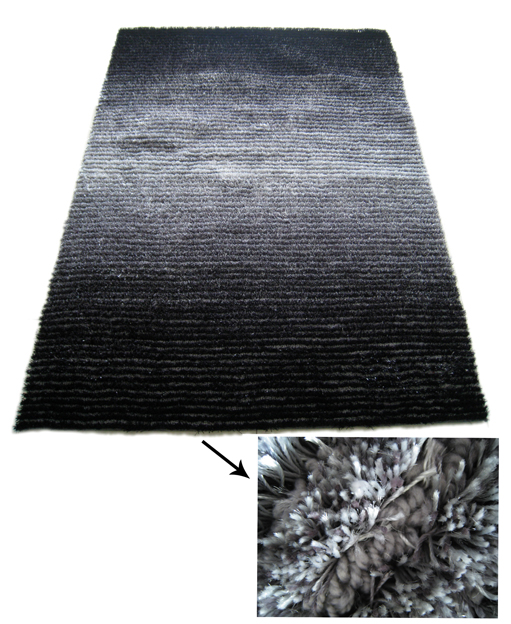 Polyester mix with Acrylic Doormat