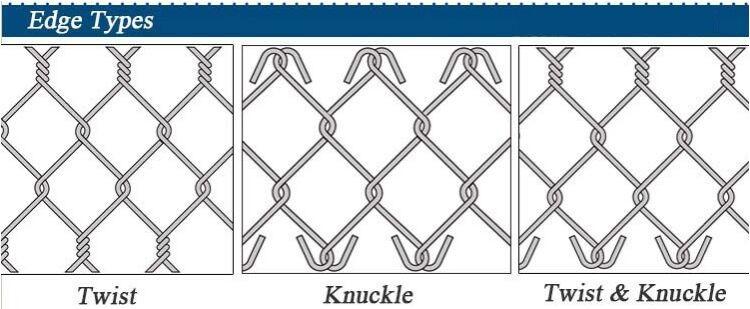 Chain Link Fence Hole