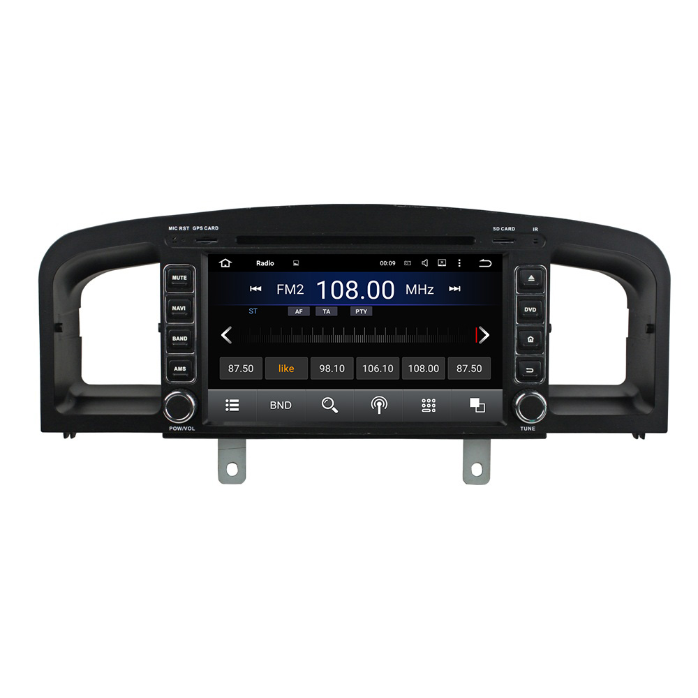 Lifan 620 car dvd player