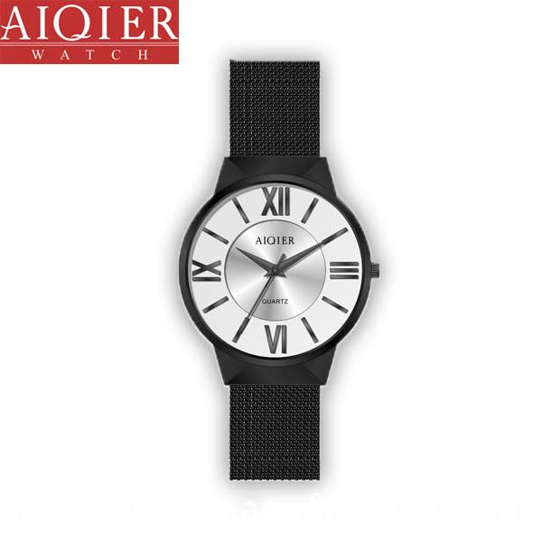 best stainless steel classic watch men