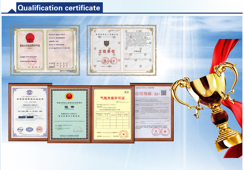 Qualification and Certificates-HC