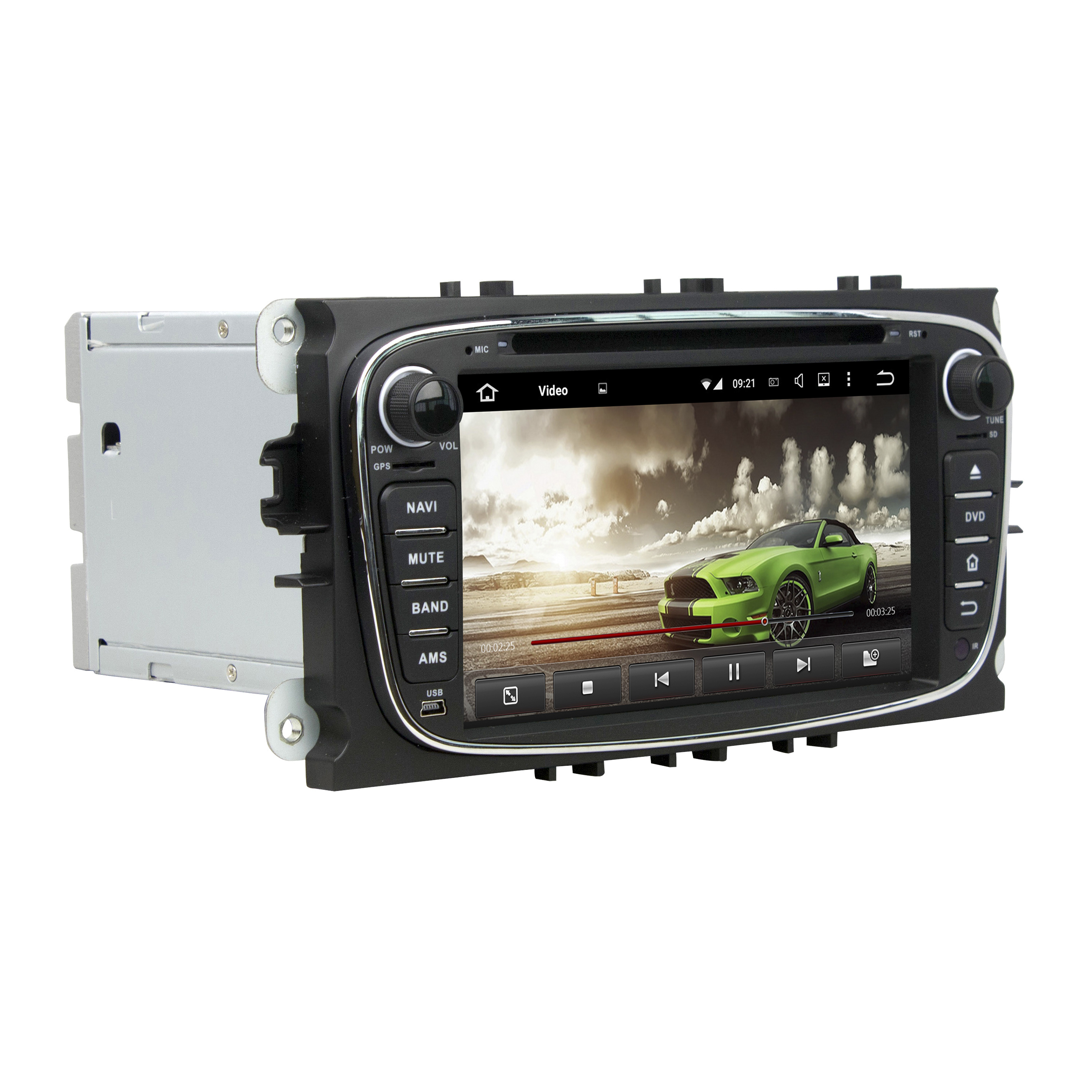 android car DVD for Ford Mondeo 2007-2010