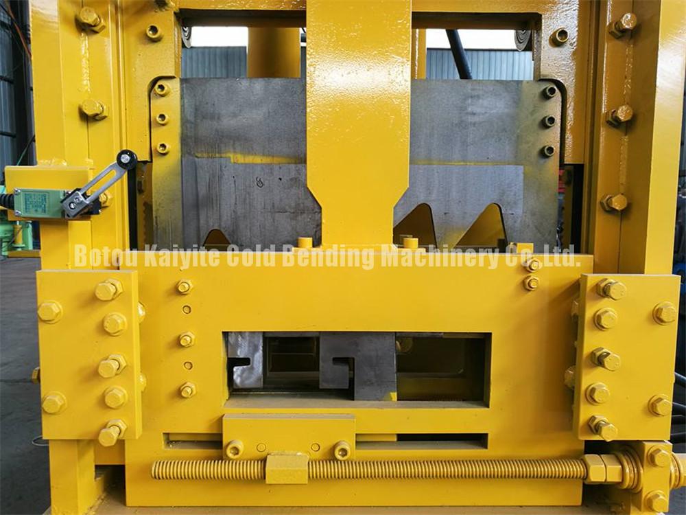 Metal Building Steel Frame Roll Forming Machine