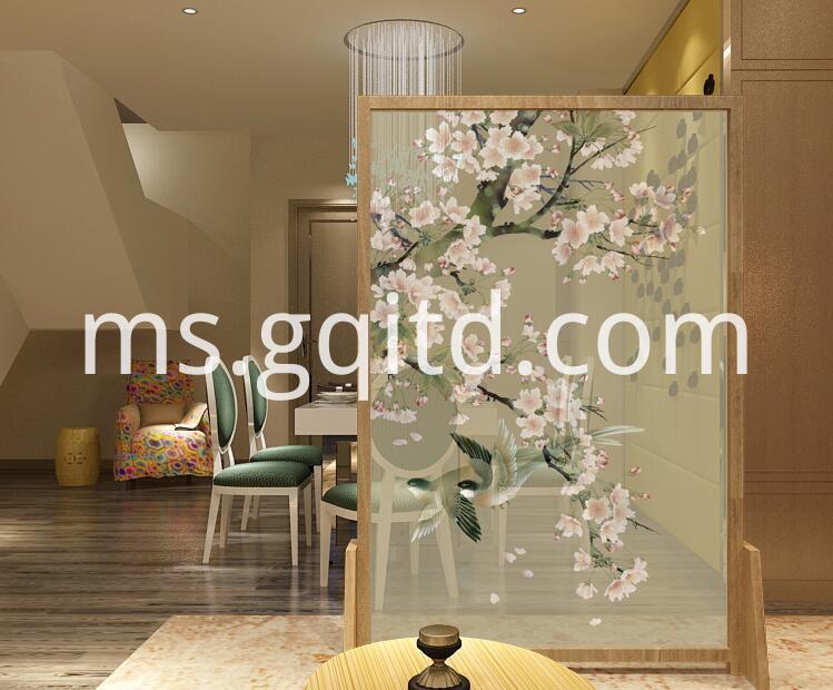 Folding Screen Decoration