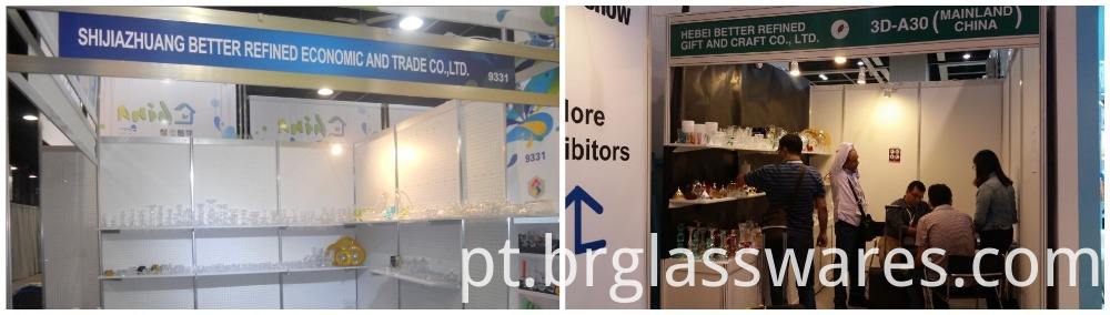 trade show of Dining Table Used Crystal Glass Napkin Holder