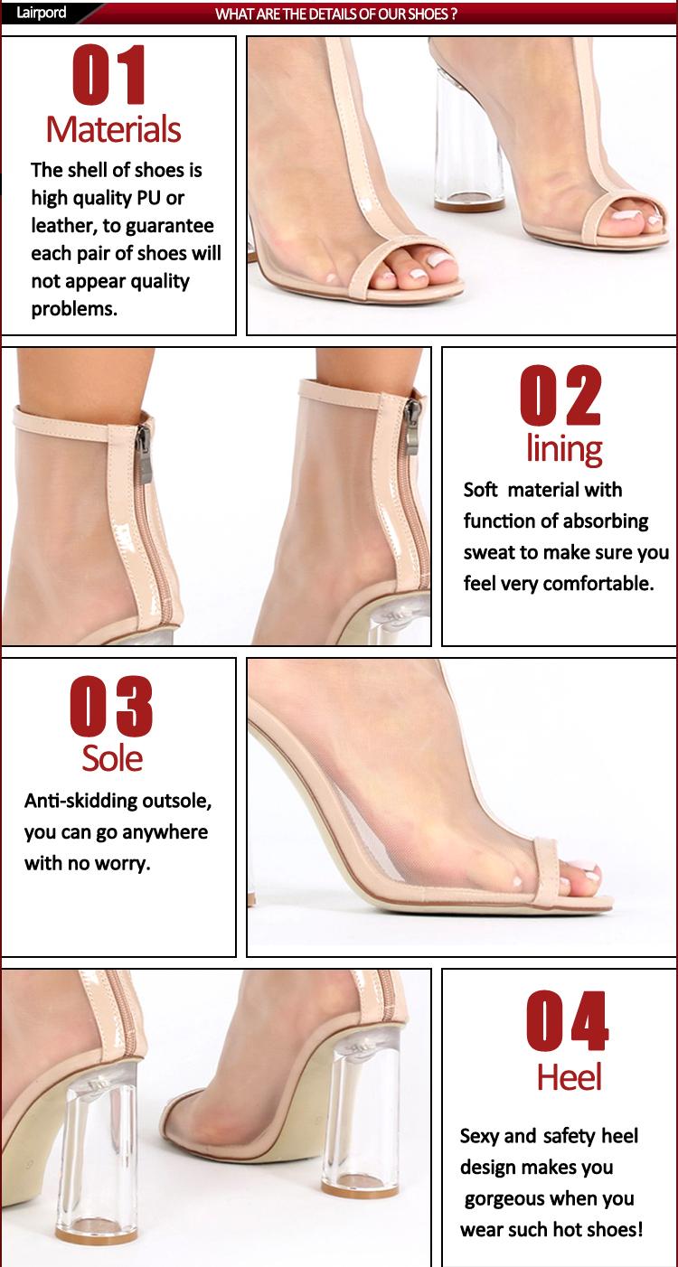 open toe heels sandals