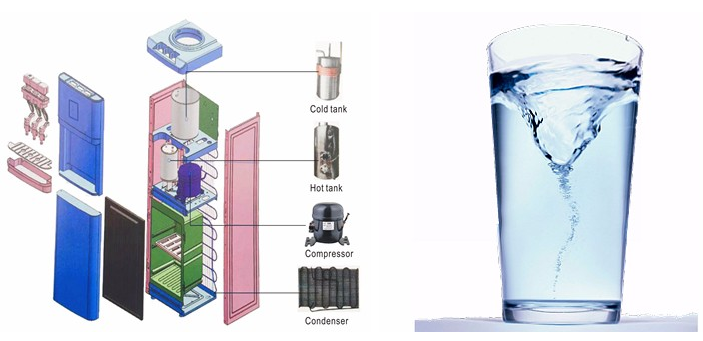 Loading Water Dispenser