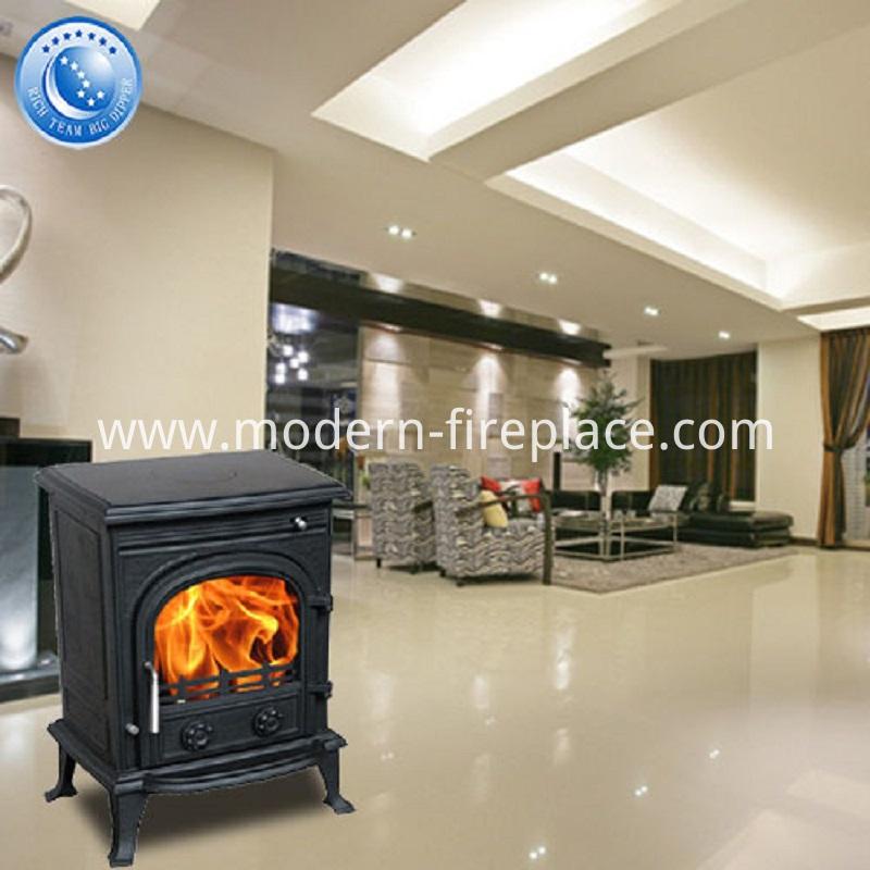 9KW Cast Iron Wood Burning Furnaces