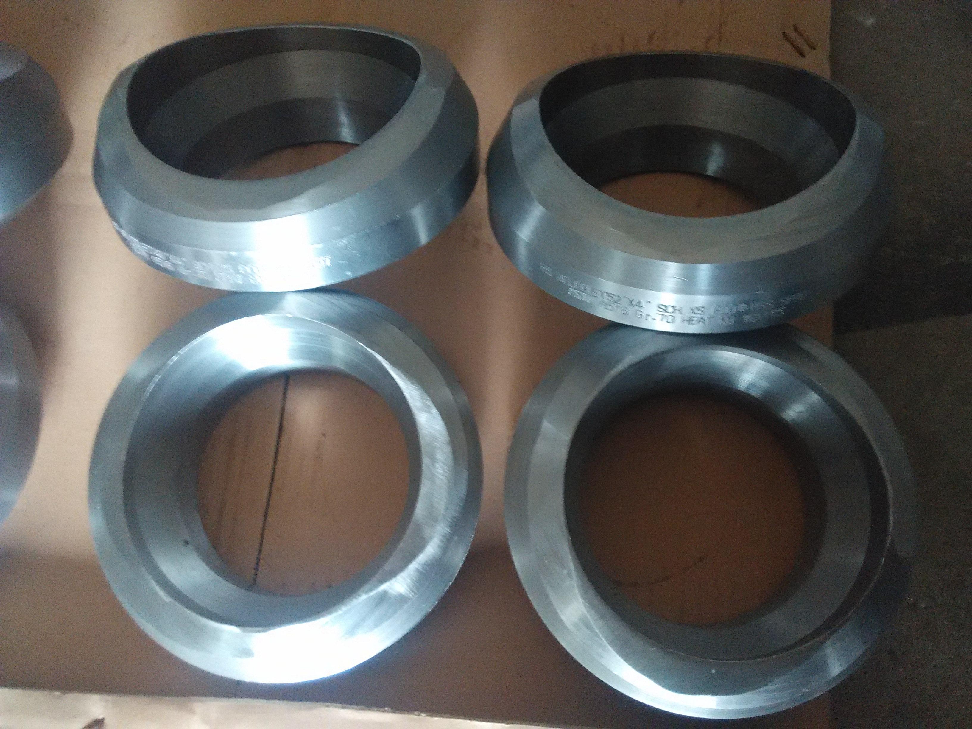 Pipe fitting weldolet steel carbon
