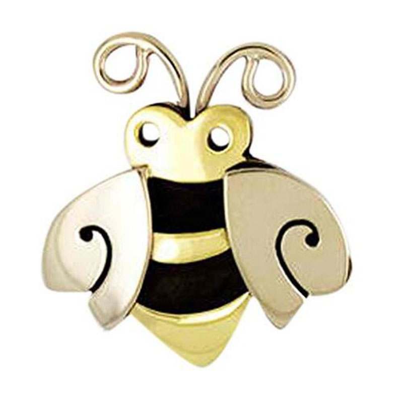 Honey Bee Or Bumble Bee Pin