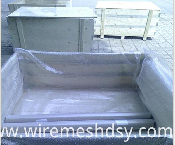 mesh packing
