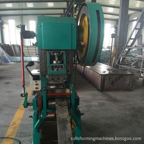 Shutter Slat Making Machine