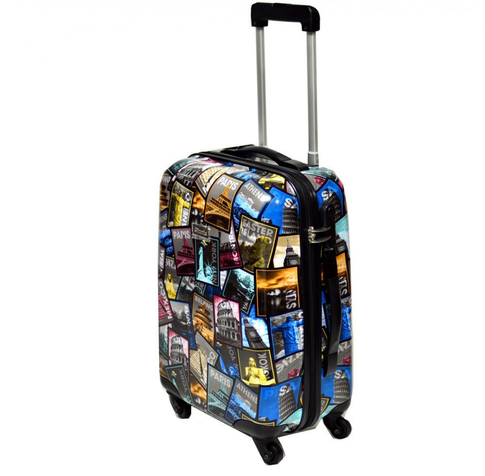 Black Accessories Luggage Set