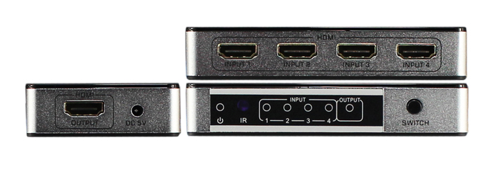 Hdmi Switcher Picture in Picture