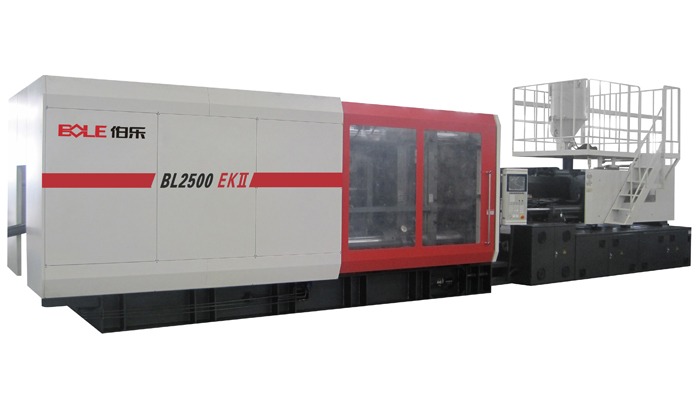 Bole plastic mold machine