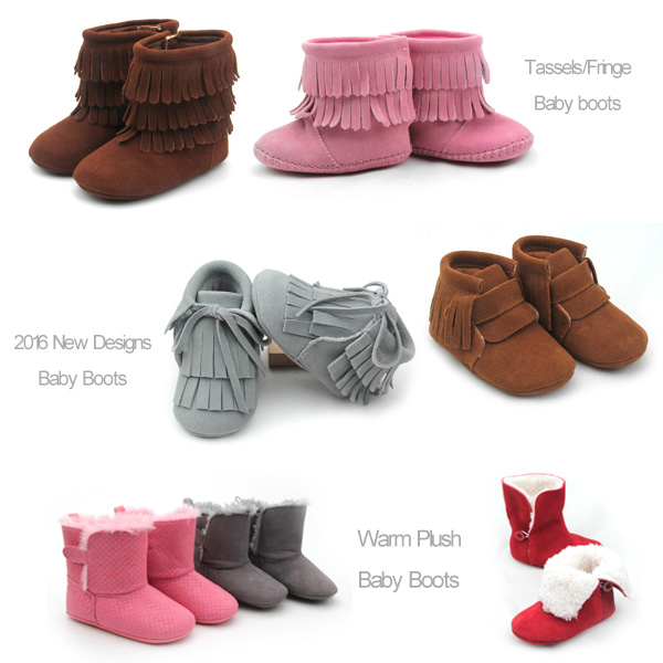 Baby Boots Fashion Styles