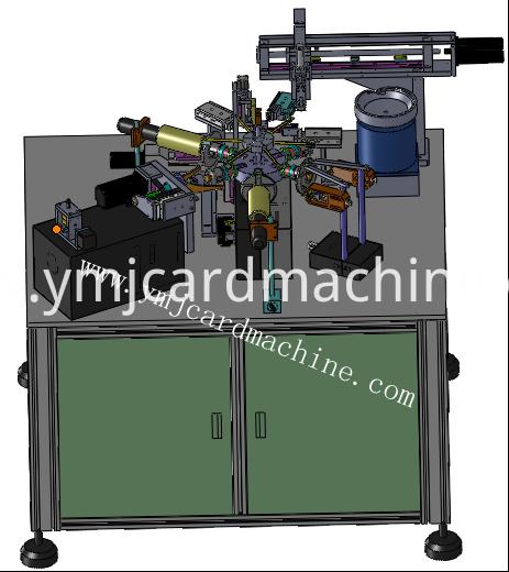 Coil Winding Machine