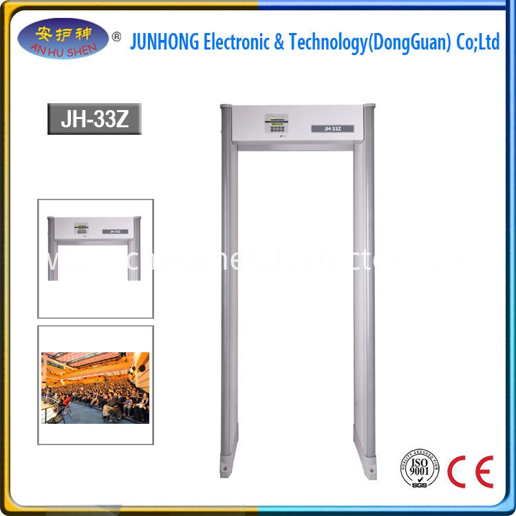 Super Walk-Through Metal Detector