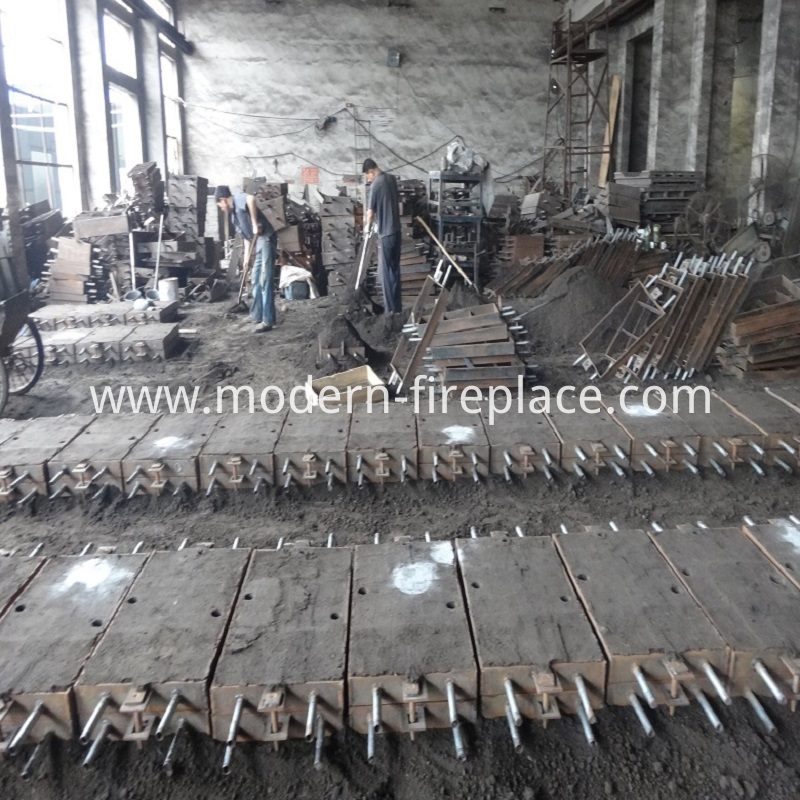 Wood Stoves Large Production