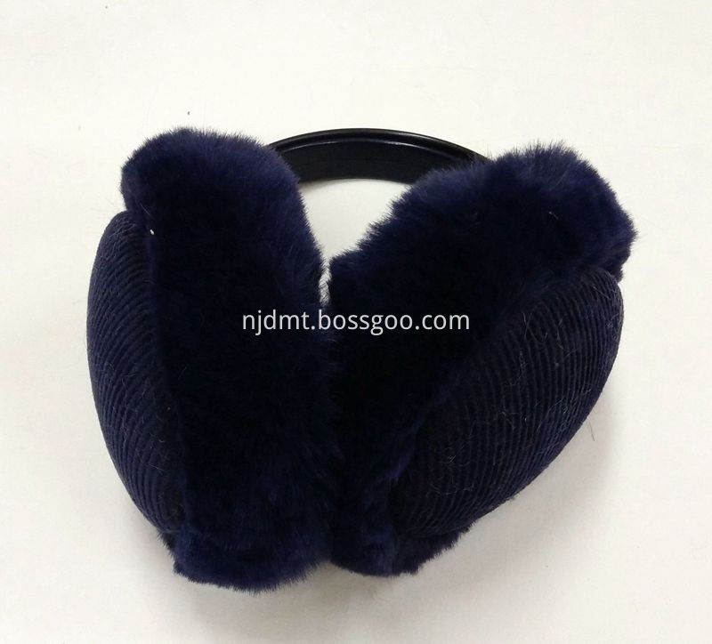 Ladies Knitted Warm Earmuffs