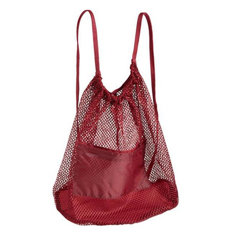 Red Polyester Backpacks