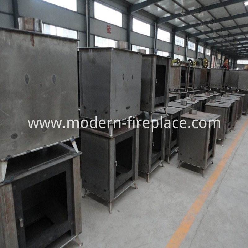 Wood Stoves Design Production