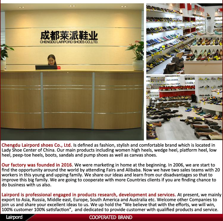 women shoes factory