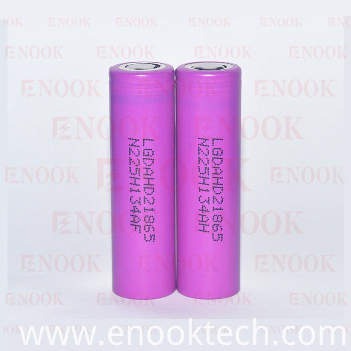 LG HD2 2000mah  18650  Battery