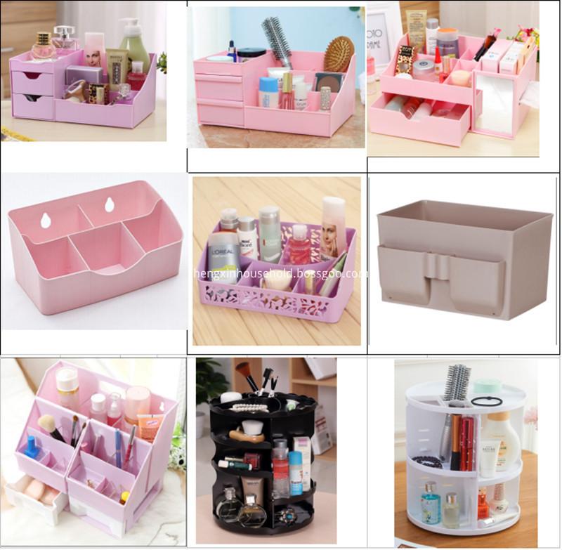 Diy Storage Box For Cosmetic