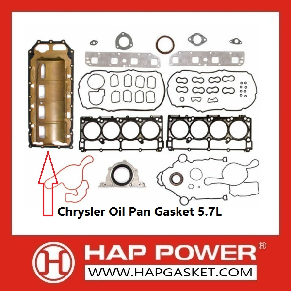 Chrysler Oil Pan Gasket 5.7L