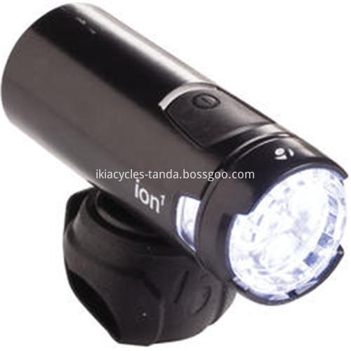 Black Common Bicycle Light