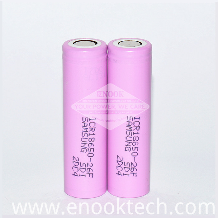 Samsung 26F Battery Rechargeable
