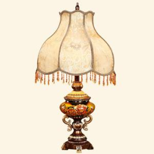 classical crystal pendant light
