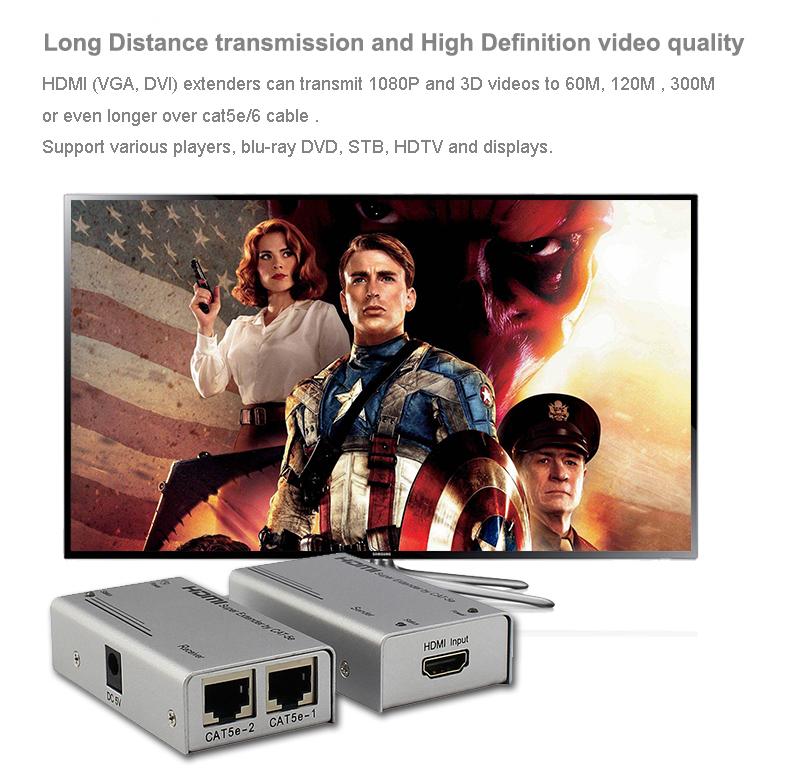HDMI extender (2)