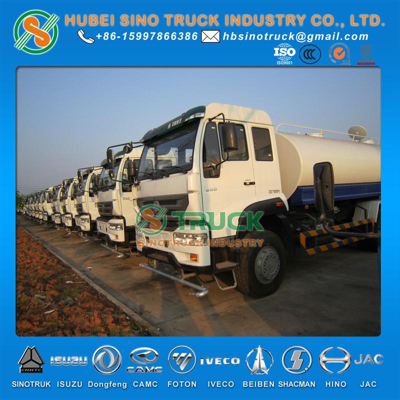 HOWO 20000L Water Tank Truck
