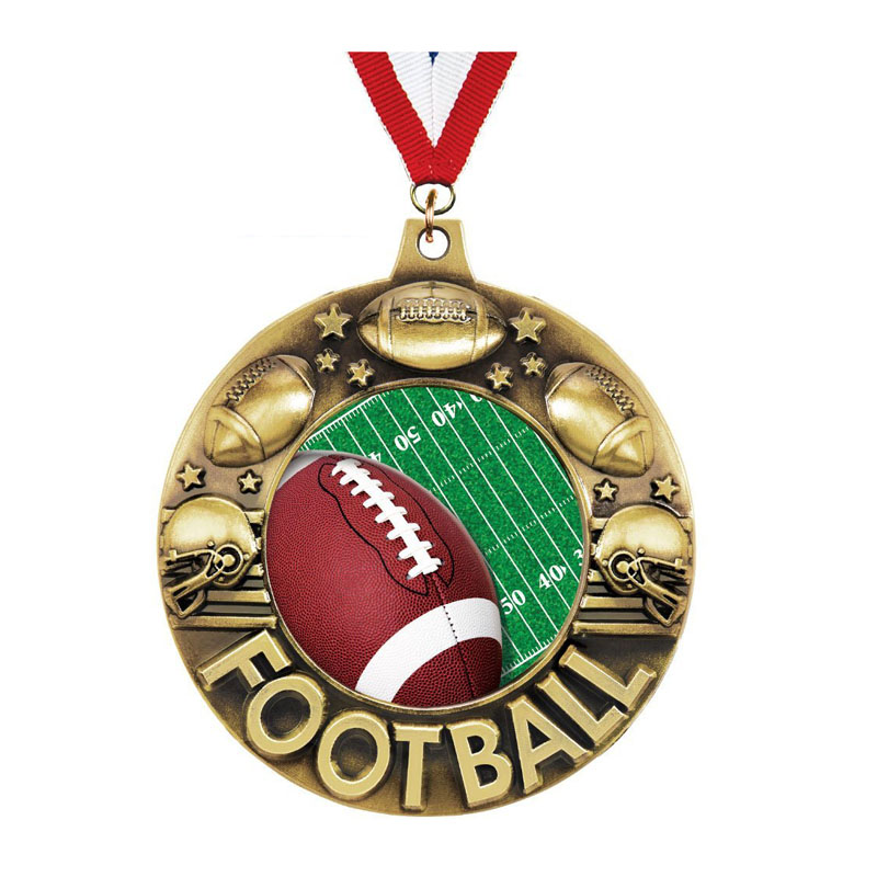 Majestic Football Medals