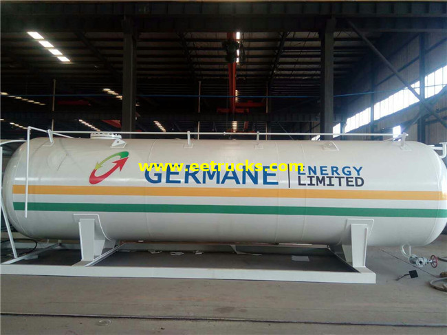 20cbm LPG Skid Stations