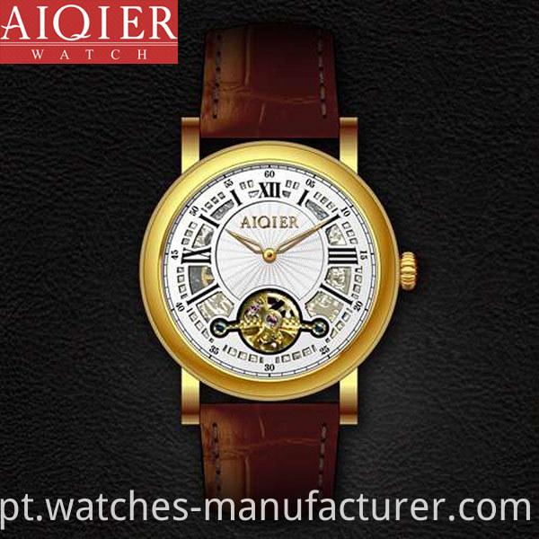 Fashion Automatic Dive Watch