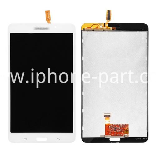 t230 screen white