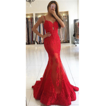 Sheath/Column Lace Floor-Length Wedding Guest Dresses for Spring