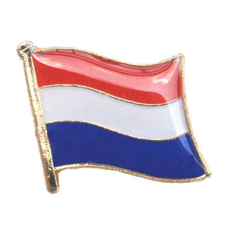 Netherlands Flag Pin