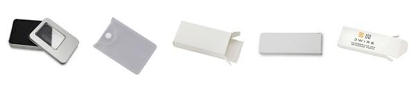 Quadrate Tin Box