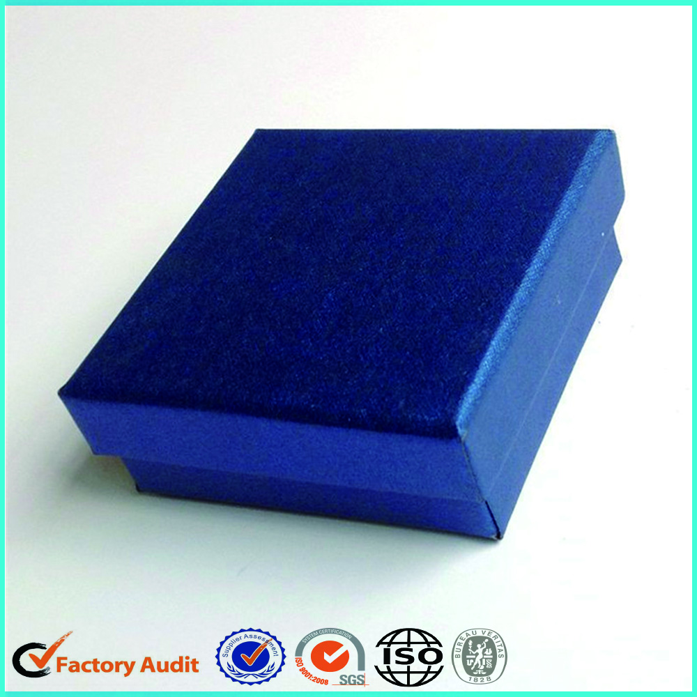 Earring Packaging Boxes Custom Logo Foam Insert