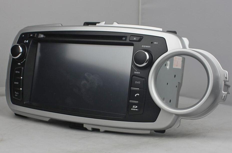 Car dvd player for Toyota Yaris 2012-2013